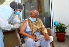 COVID-19: Perú recibió 200.700 vacunas de Pfizer y el número total llega a 850.000 por compra directa