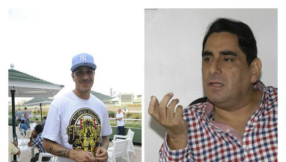 ¿Por qué Paolo Guerrero enviará carta notarial a Carlos Álvarez?