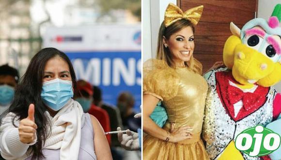 Usuarios felices por vacunatón de jóvenes de 27 años. Foto: (GEC | redes sociales).
