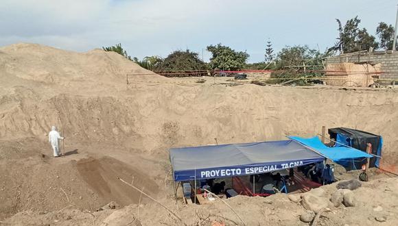 Tacna: la Defensoría demanda separar temporalmente del cargo al personal de la sección de Trata de Personas y Desaparecidos de la División de Investigación Criminal. (Foto: Fiscalía)
