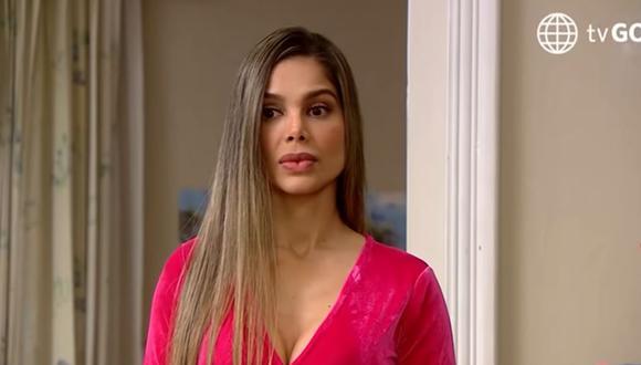 """Vanessa Jerí interpreta a Melody, la mejor amiga de la infancia de Pepa, en """"De vuelta al barrio"""" (Foto: América TV)"""
