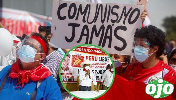 Convocan marcha contra el comunismo. Foto: (GEC).