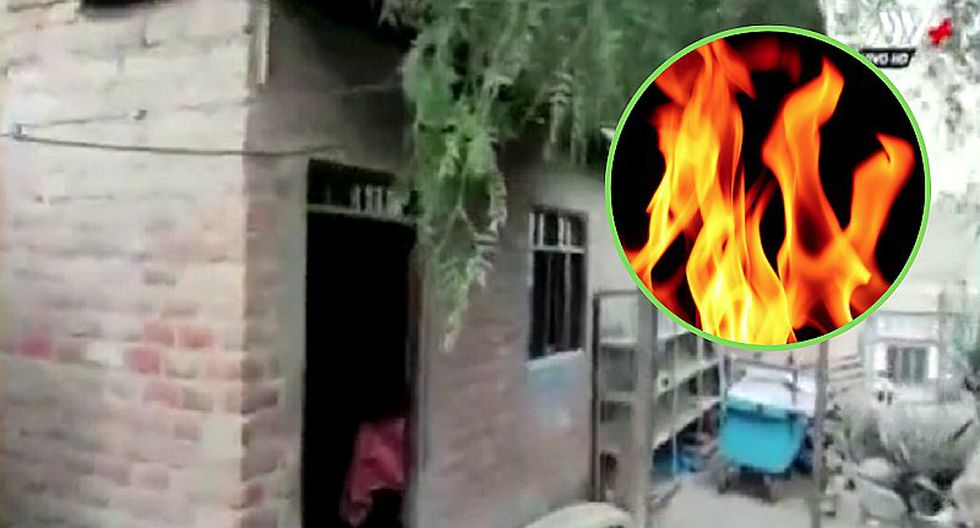 Intento de feminicidio en Huaycán: hombre quiso quemar viva a su expareja (VIDEO)