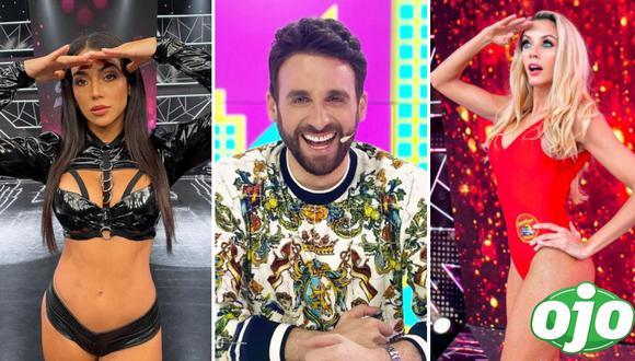"""Rodrigo González revela resultados de """"Reinas del Show"""". Foto: (Instagram/@rodgonzalezl, @elgranshowperu, @vaniabludau)."""