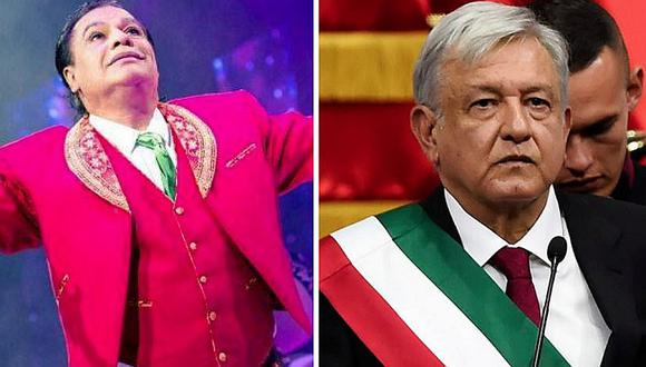 Juan Gabriel espera autorización del presidente de México para reaparecer, según periodista
