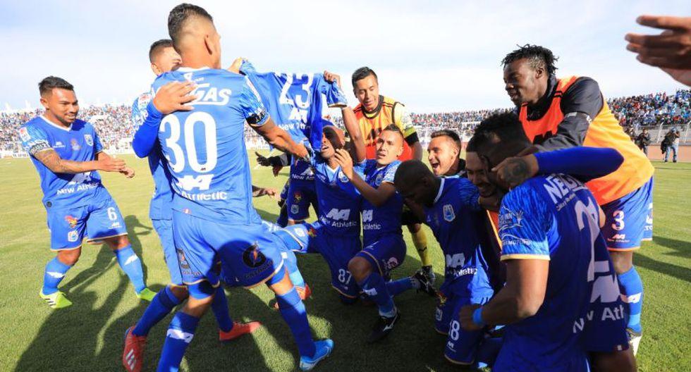 Binacional campeón de la Liga 1 2016: los 16 recientes campeones de la Primera División del fútbol peruano. (Foto: Jesús Saucedo / GEC)