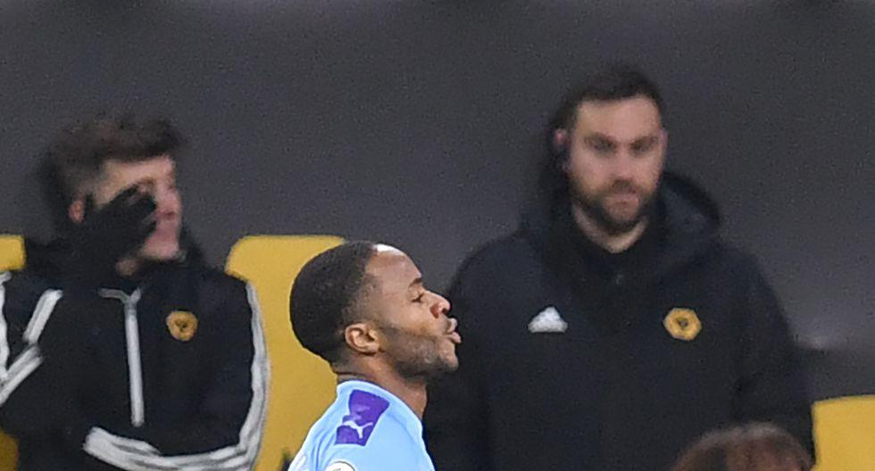 Raheemn Sterling - 43 goles en 63 partidos / 35 con Manchester City y 8 con Inglaterra (Foto: AFP)