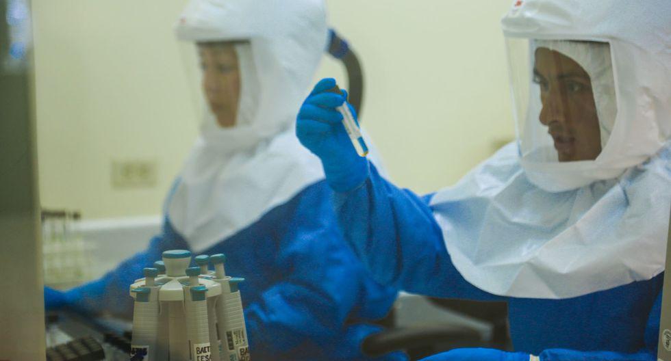 El reporte general en Loreto indica que existen 220 casos descartados de coronavirus de 249 pruebas realizadas.