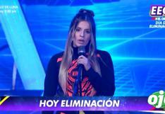 """Alejandra Baigorria sufre fuerte lesión y no competirá en la eliminación de """"Esto es Guerra"""""""