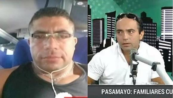 """Sobreviviente en Pasamayo denuncia: """"dame mil soles y te rescato"""""""