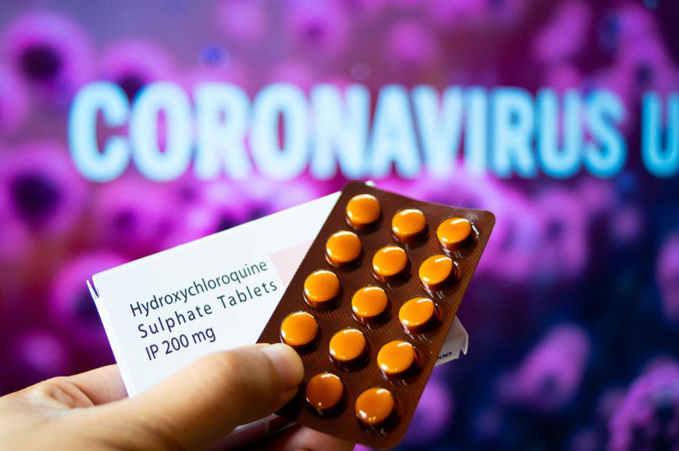 La hidroxicloroquina es un medicamento que pertenece a los llamados antimaláricos (Foto: Shutterstock)