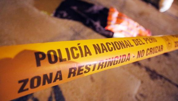 Cusco: Menor de 17 años muere tras defender a su hermana que era agredida por su pareja (Foto archivo: GEC)