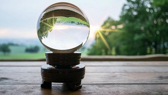 ¿Qué es y cómo se usa la bola de cristal?