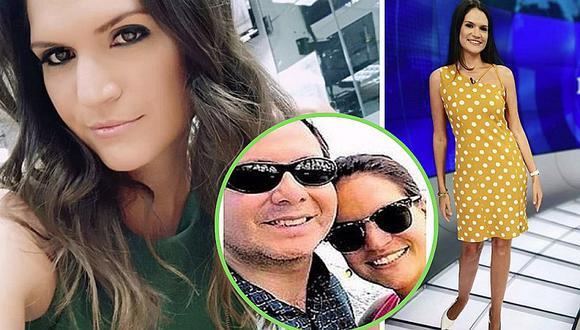 Expareja de Lorena Álvarez, denunciado por agresión física, se fue del país