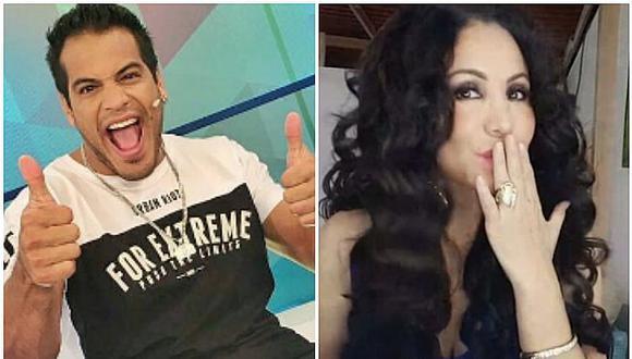 ¡Ajá! Revelan conversaciones entre Ernesto Jiménez y Janet Barboza (VIDEO)