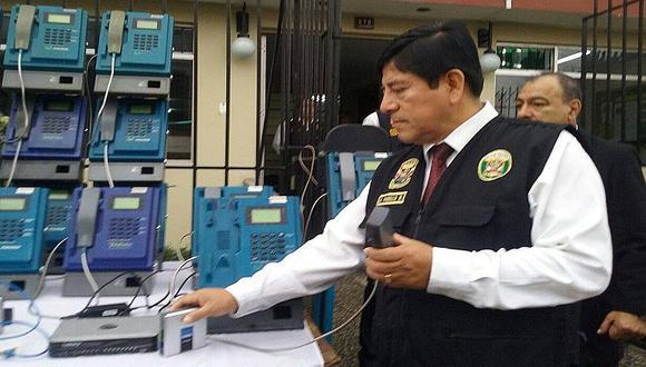 Santa Anita: Incautan 19 teléfonos públicos robados y utilizados para estafas [VIDEO]