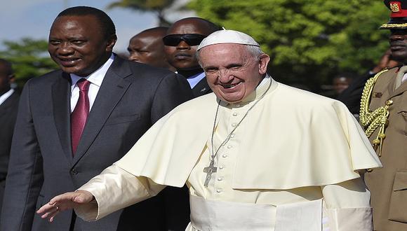 Papa Francisco pide paz entre cristianos y musulmanes