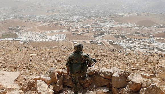 Soldados libaneses son heridos por granadas lanzadas por Ejército de Israel