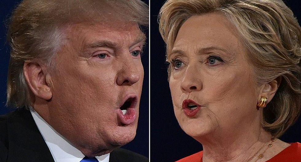 ¿Clinton o Trump? Millones de estadounidenses votaron hoy