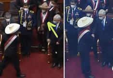 Pedro Castillo se negó a darle la mano a Guido Bellido un día antes de nombrarlo Premier