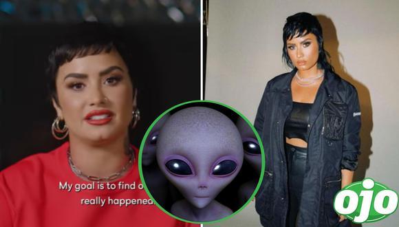 Demi Lovato, la defensora de los aliens. Foto: (Instagram/@ddlovato   redes sociales).