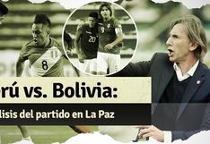 Perú vs. Bolivia: la jugada que cambió el partido en La Paz
