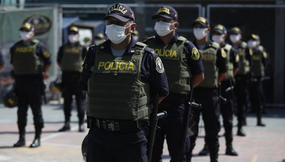 Agentes de la Policía Nacional cometieron falta grave en Piura