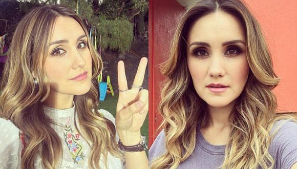 RBD: Dulce María mostró la identidad de su bella hermana [FOTO]