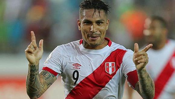 Paolo Guerrero se reincorpora a los entrenamientos junto a la selección peruana