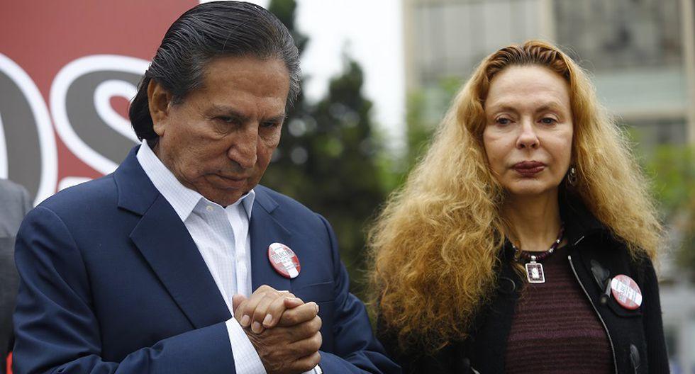 Alejandro Toledo: Eliane Karp considera que comentarios contra su esposo tienen mucho de racismo