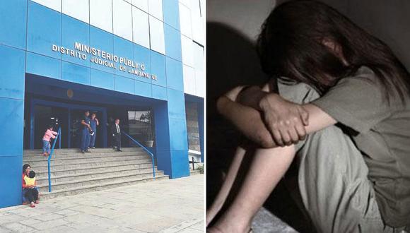 Lambayeque: Madre es condenada a 17 años de cárcel por prostituir a su hija