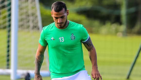 Miguel Trauco es jugador de Saint-Étienne desde agosto del 2019. (Foto: Saint-Étienne)