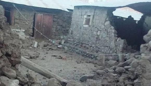 Sismo en Arequipa: Así quedaron las viviendas en el valle del Colca [FOTOS]