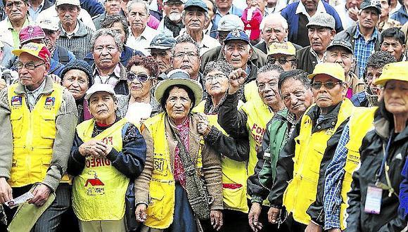 Fonavi: Sexta lista de beneficiarios podrá cobras desde el jueves 28 de abril