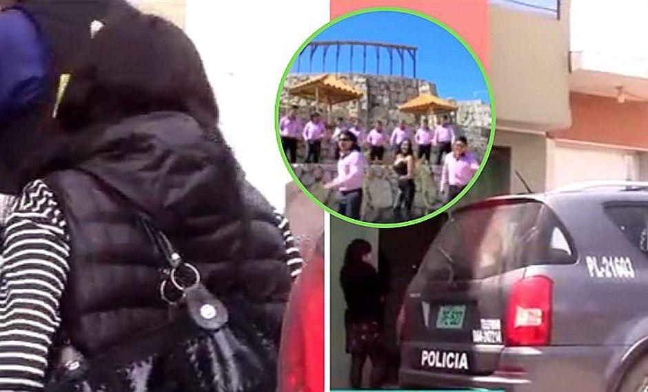 Dueño de agrupación musical es denunciado de intento de violación por cantante (VIDEO)