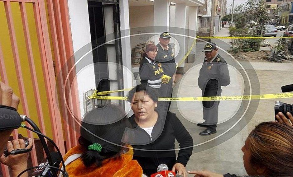 Ate: madre asesina a sus tres hijos dentro de su vivienda (VIDEO)