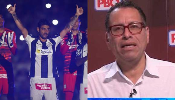 Phillip Butters criticó llegada de Luis Aguiar a Alianza Lima. (Foto: GEC)
