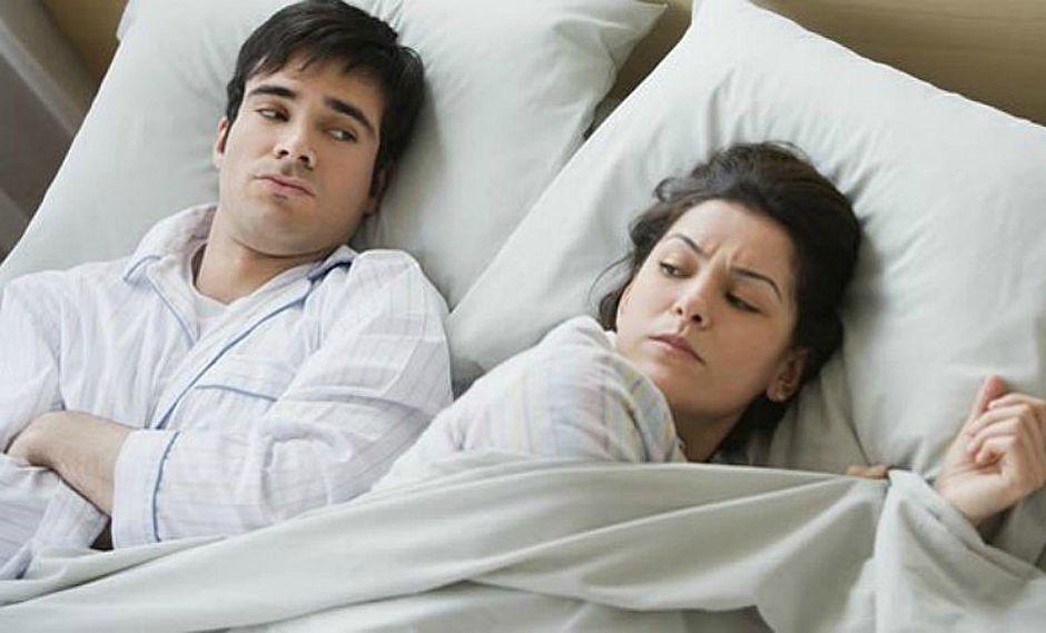 ¡Oh no! ¿Por qué es malo ir enojadas a la cama?