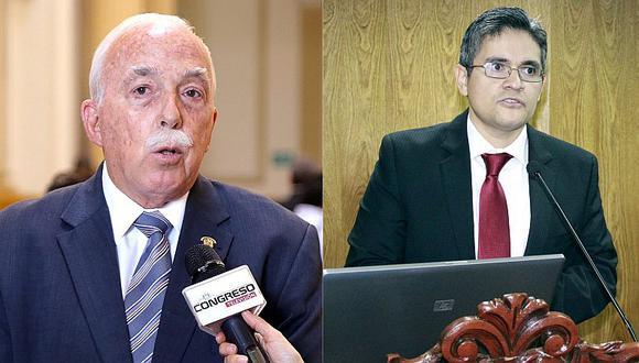 Carlos Tubino le envió un polémico mensaje de Navidad al fiscal José Domingo Pérez