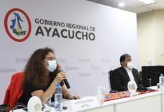 Midis y GORE Ayacucho fortalecen agenda de protección social con enfoque territorial