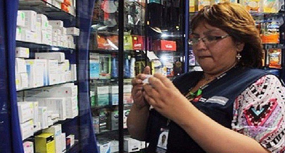 Minsa abastece red de hospitales con importante número de medicamentos