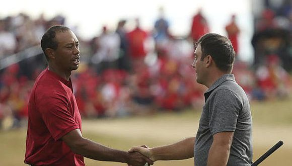 Molinari gana el Abierto Británico y Tiger Woods muestra su clase