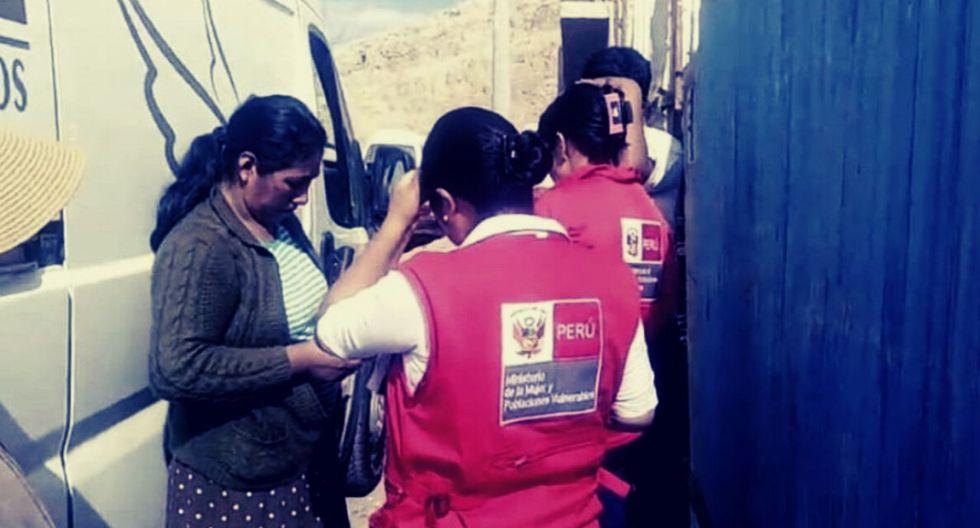 Feminicidio en Moquegua: hombre atacó a su pareja con un cuchillo en el cuello y el tórax | Ministerio de la Mujer