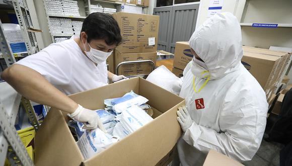 Apurímac: hacen entregan de implementos médicos al hospital Guillermo Díaz (Foto referencial).
