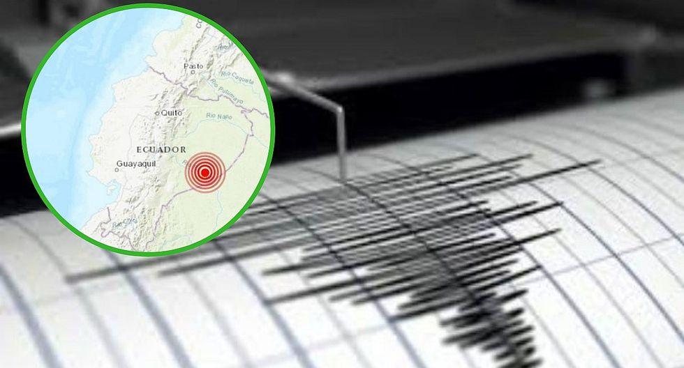 Ecuador: cuatro sismos despiertan a ciudadanos (FOTO)