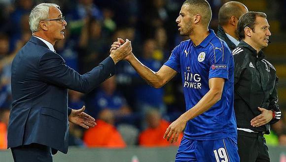 Leicester, de la mano de Claudio Ranieri, vence 1-0 al Oporto