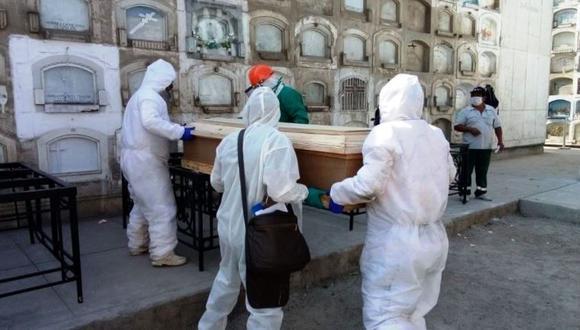 Nuevos decesos y contagios por COVID-19 se reportaron este martes 3 de agosto a nivel nacional. Foto: Andina