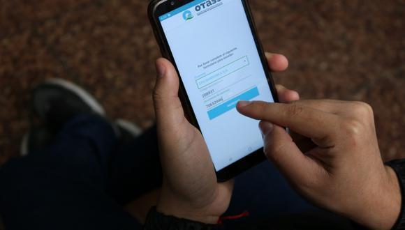 OTASS implementa aplicativo móvil que permite pagar servicio de agua y alcantarillado (Foto: OTASS)