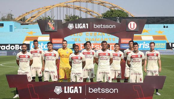 Universitario de Deportes lanzó la campaña «Unidos para toda la vida». (Foto: Liga de Fútbol Profesional)