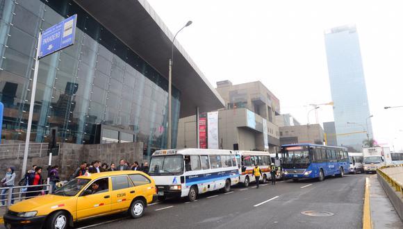 Javier Prado: consorcio exige que Lima haga respetar paraderos exclusivos
